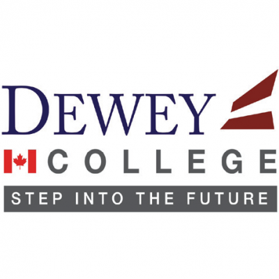 Dewey College logo